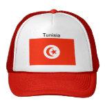 Tunisia Flag Hat Cap