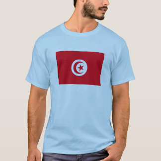 Tunisia FLAG International T-Shirt