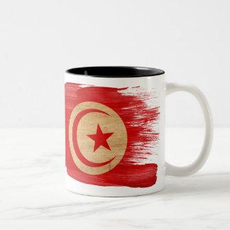 Tunisia Flag Mug