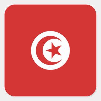 Tunisia Flag Sticker
