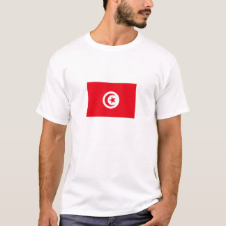 Tunisia Flag T Shirt