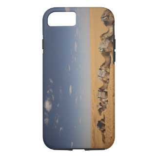 Tunisia, Ksour Area, Ksar Ghilane, Grand Erg 2 iPhone 8/7 Case