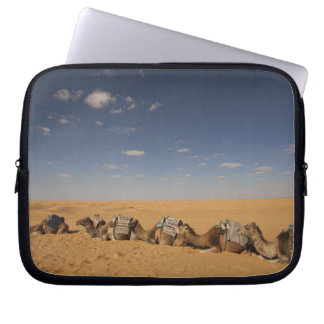 Tunisia, Ksour Area, Ksar Ghilane, Grand Erg 2 Laptop Sleeve