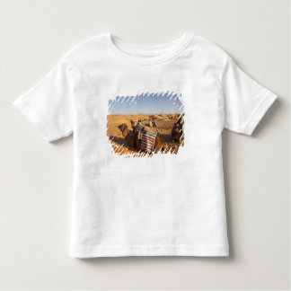 Tunisia, Ksour Area, Ksar Ghilane, Grand Erg 3 Toddler T-Shirt
