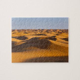 Tunisia, Ksour Area, Ksar Ghilane, Grand Erg 4 Jigsaw Puzzle