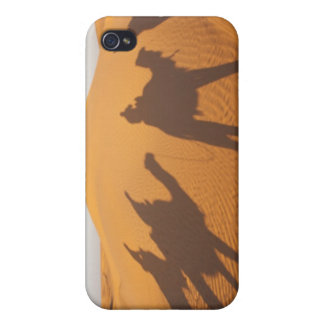 Tunisia, Ksour Area, Ksar Ghilane, Grand Erg 5 Cover For iPhone 4