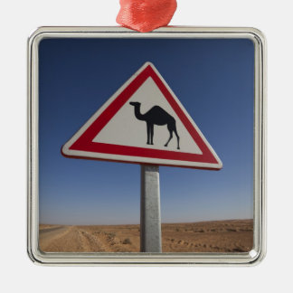 Tunisia, Ksour Area, Ksar Ghilane, Grand Erg 6 Christmas Ornament