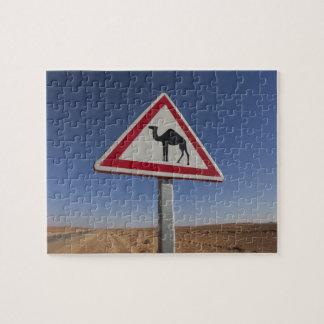 Tunisia, Ksour Area, Ksar Ghilane, Grand Erg 6 Jigsaw Puzzle