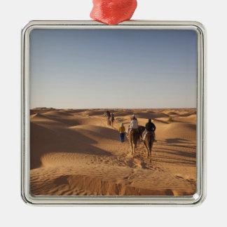 Tunisia, Ksour Area, Ksar Ghilane, Grand Erg 7 Christmas Ornament