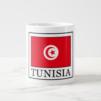 Tunisia Large Coffee Mug