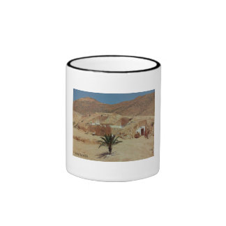 Tunisia  Matmata Village Coffee Mug