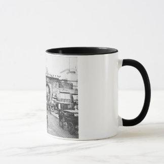 Tunisia Porte De France 1895 Mug