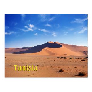 Tunisia Postcard