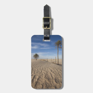 Tunisia, Sahara Desert, Douz, Great Dune, dawn Luggage Tag
