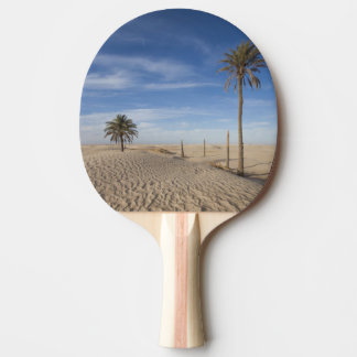 Tunisia, Sahara Desert, Douz, Great Dune, dawn Ping Pong Paddle