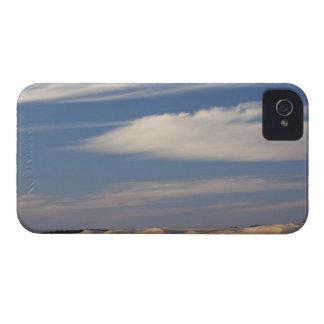 Tunisia, Sahara Desert, Douz, Great Dune, dusk 2 iPhone 4 Case