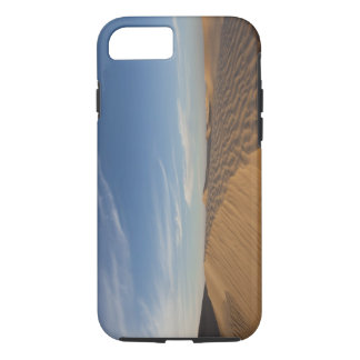 Tunisia, Sahara Desert, Douz, Great Dune, dusk iPhone 8/7 Case