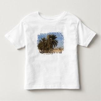 Tunisia, Sahara Desert, Douz, Great Dune, palm Toddler T-Shirt