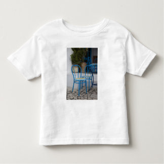 Tunisia, Sidi Bou Said, cafe chairs Toddler T-Shirt