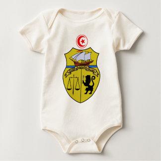 Tunisia TN Baby Bodysuit