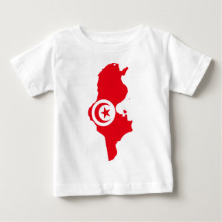 Tunisia TN Baby T-Shirt
