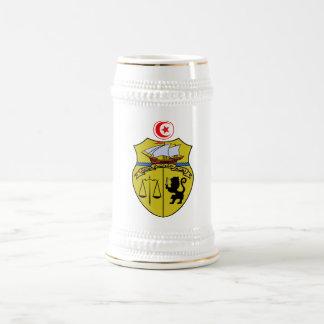 Tunisia TN Beer Stein