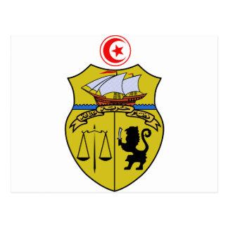 Tunisia TN Postcard