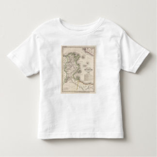 Tunisia Toddler T-Shirt