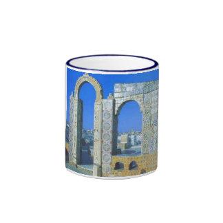 Tunisia   Tunis  Mosaics Ringer Mug