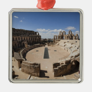 Tunisia, Tunisian Central Coast, El Jem, Roman 6 Christmas Ornament