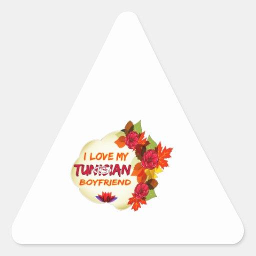 Tunisian Boyfriend Sticker
