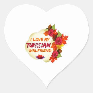 Tunisian girlfriends designs sticker