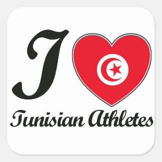 tunisian sport designs stickers