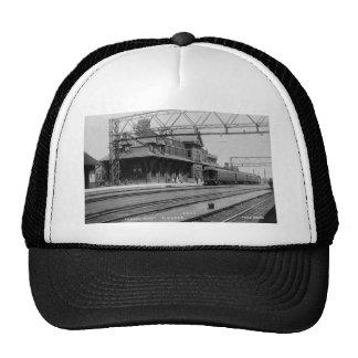 Tunnel Depot, Port Huron, Michigan  - Louis Pesha Cap