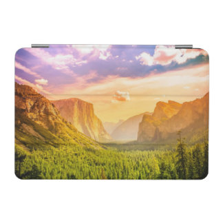 Tunnel View of Yosemite National Park iPad Mini Cover