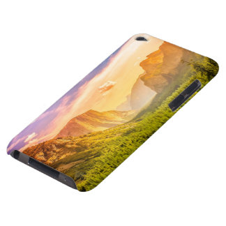Tunnel View of Yosemite National Park iPod Case-Mate Case