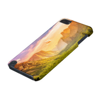 Tunnel View of Yosemite National Park iPod Touch (5th Generation) Case