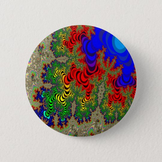 Tunnel Vision 6 Cm Round Badge