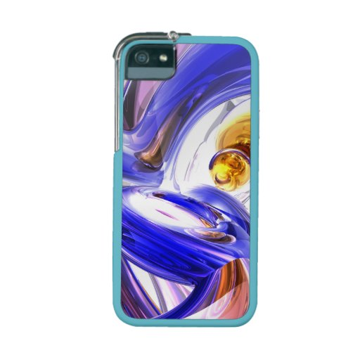 Tunnel Vision Abstract Cover For iPhone 5/5S