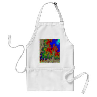 Tunnel Vision Aprons