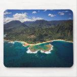 Tunnels Reef on the Hawaiian Island of Kauai Mouse Pad