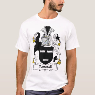 Tunstall Family Crest T-Shirt