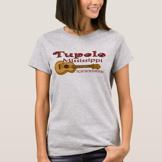 Tupelo MS T-shirt