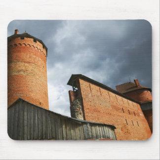 Turaida Castle, Sigulda, Latvia Mouse Mat