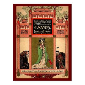 Turandot a Puccini Opera Post Cards