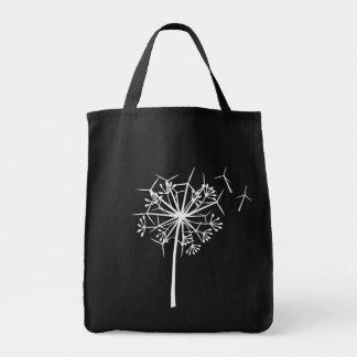 Turbine Seeds Tote Canvas Bag
