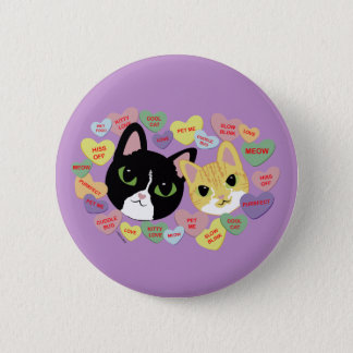 Turbo and Tilly Vday Button
