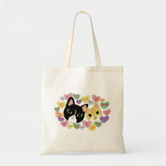 Turbo and Tilly Vday Tote
