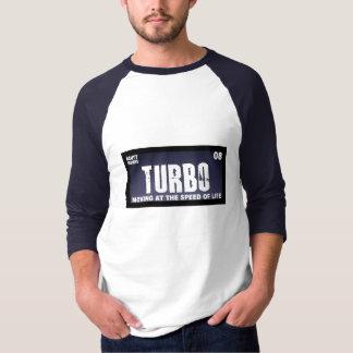 turbo carbon blue T-Shirt
