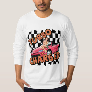 Turbo Charged T-shirts and Gifts For Him